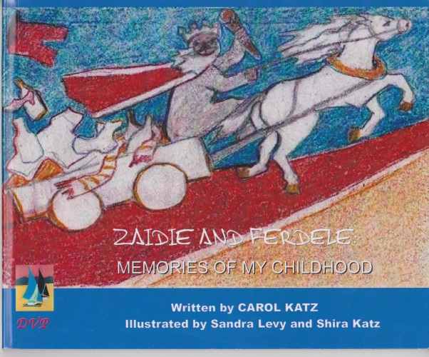 Zaidie and Ferdele Book Cover